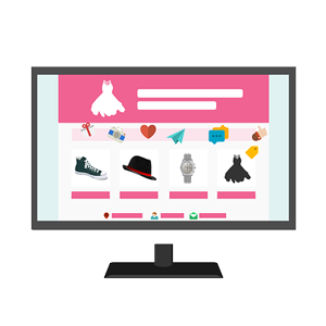 create sell store website